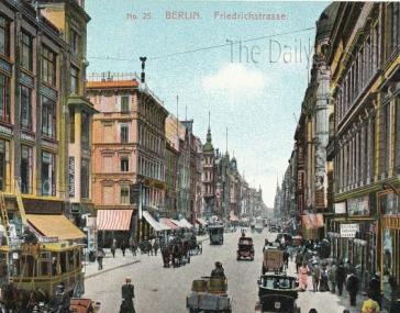 old berlin transportation