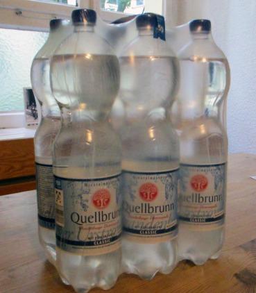 fizzy water Aldi