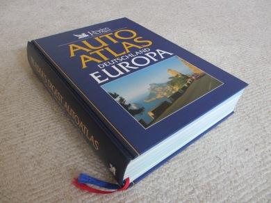 Auto Atlas Deutschland Europa