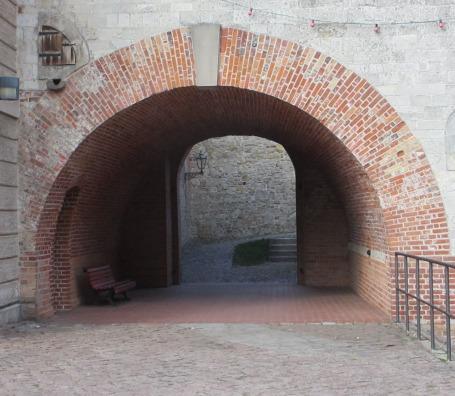 spandau castle