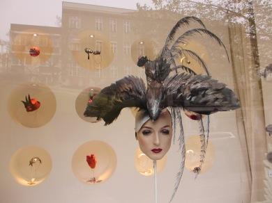Fiona Bennett hats