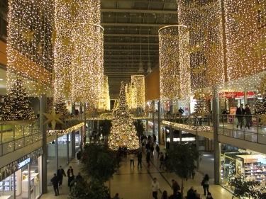 Potsdamer Platz mall