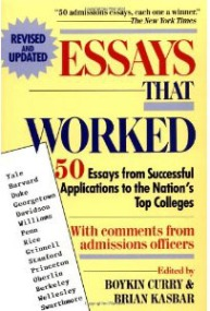 Essays that Worked