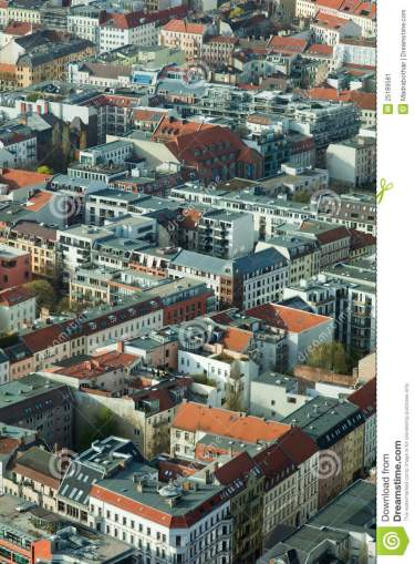 aerial Berlin