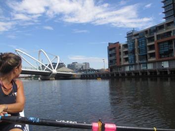 women's double yarra river