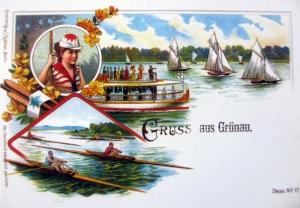 Grunau postcard