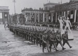 Nazis Olympics 1936